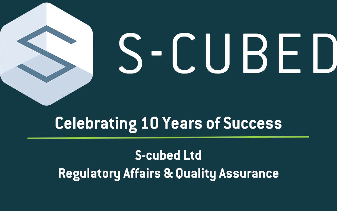 Celebrating 10 Years of Regulatory Affairs and Quality Assurance
