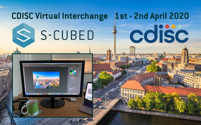 CDISC Interchange 2020 Goes Virtual and We'll Be There!