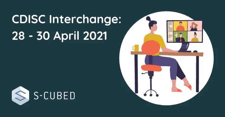 CDISC Interchange Europe in a Virtual World