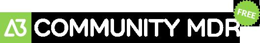 A3 Community MDR **FREE**