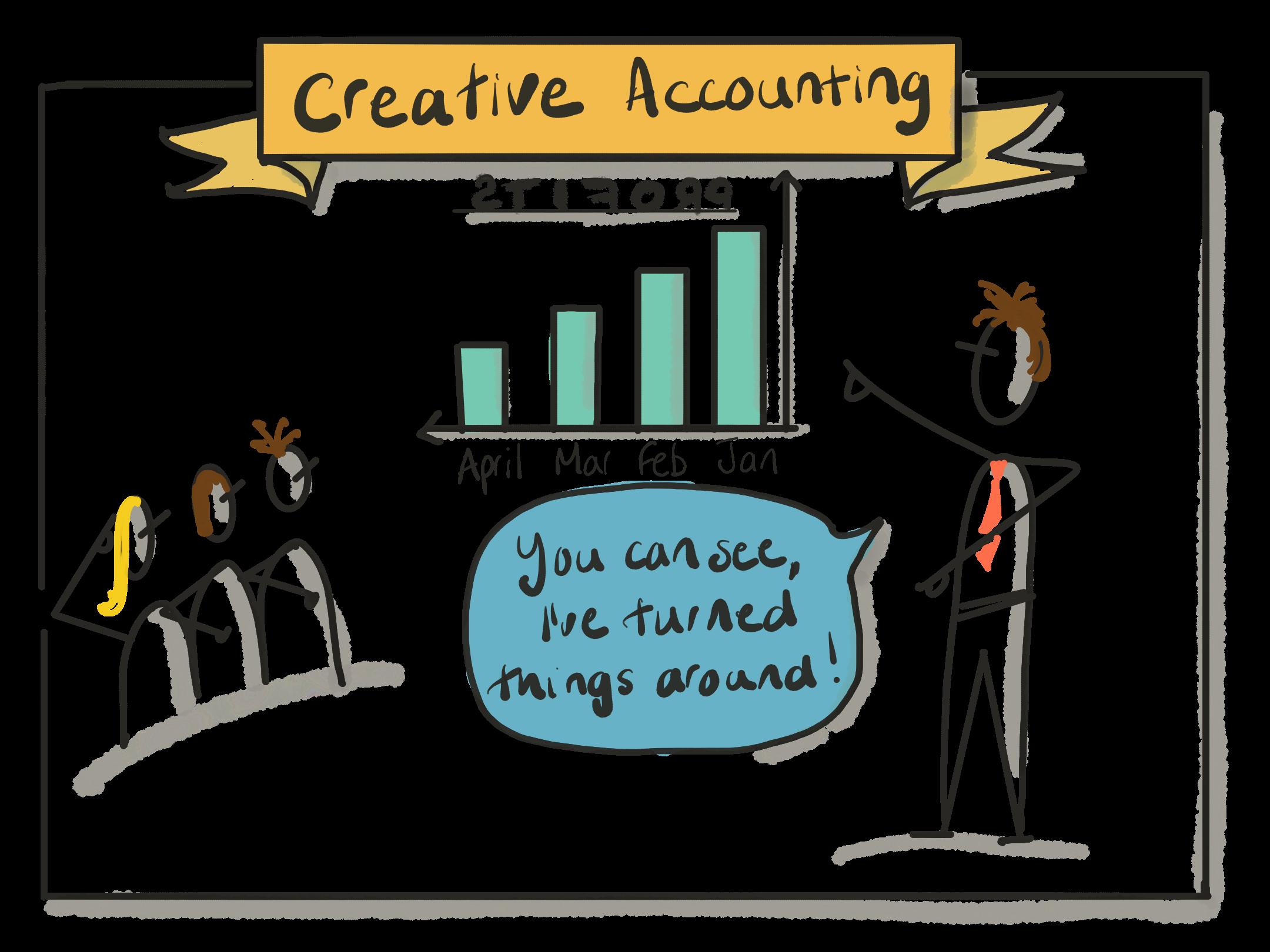 Creative Statistics
