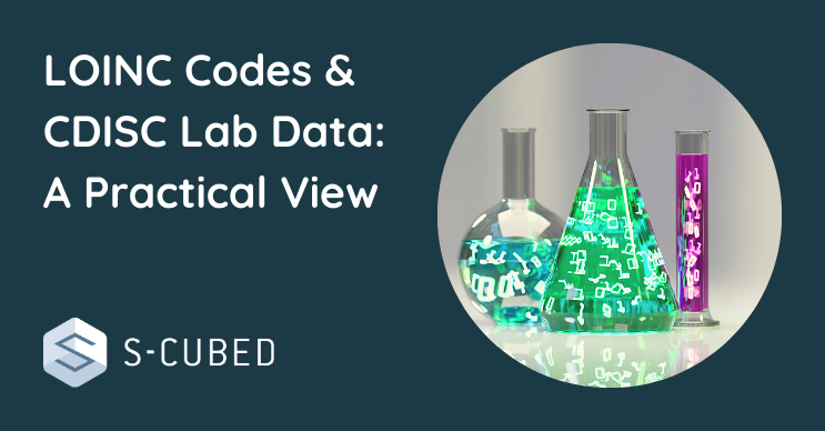 LOINC Codes and CDISC Lab Data – A Practical View