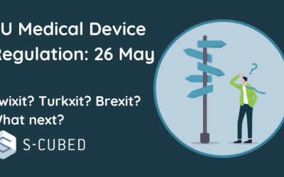 Swiss-exit, Turkey-exit, BREXIT and Medical Device Regulation
