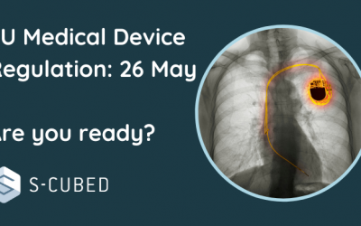 EU Medical Devices Regulation: 26 May 2021