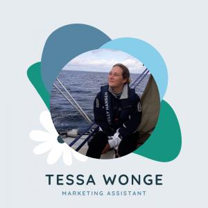 Tessa Wonge Marketing Assistant